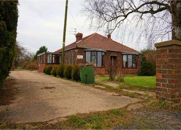 Thumbnail 3 bed detached bungalow for sale in Swinefleet Fields, Goole
