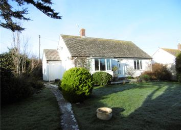 Thumbnail 4 bedroom detached bungalow to rent in Beach Road, Burton Bradstock, Bridport