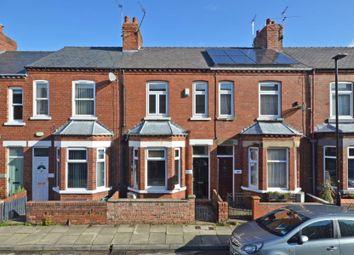 Thumbnail 2 bed terraced house to rent in Garth Terrace, Burton Stone Lane, York