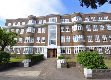 Thumbnail 4 bed flat to rent in Wimbledon Close, The Downs, Wimbledon