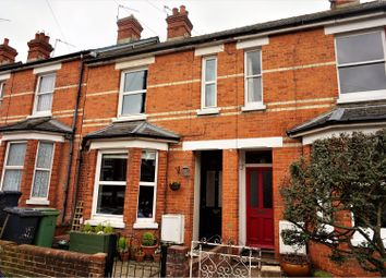 Thumbnail 3 bedroom terraced house for sale in Queens Road, Basingstoke