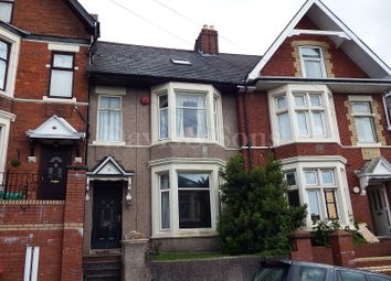 Thumbnail 5 bed terraced house for sale in St. Johns Road, Off Chepstow Road, Newport.