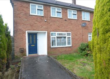 Thumbnail 3 bed end terrace house for sale in Fullelove Road, Brownhills, Walsall