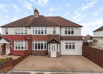 Cradley Road, London SE9. 4 bed semi-detached house for sale