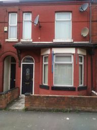 Thumbnail 3 bed terraced house to rent in Woodland Avenue, Manchester, Greater Manchester