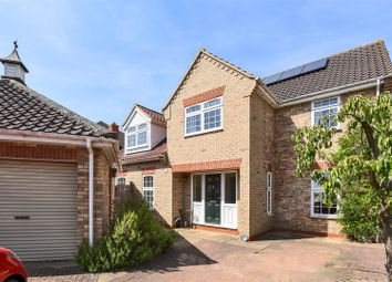 Thumbnail 6 bed detached house for sale in The Pasture, Somersham, Huntingdon