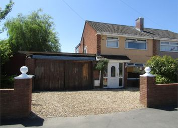 Thumbnail 5 bed semi-detached house for sale in Hollway Road, Stockwood, Bristol