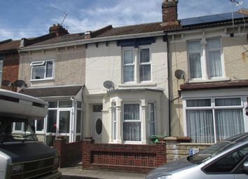 Thumbnail 3 bedroom terraced house to rent in Queens Road, Portsmouth