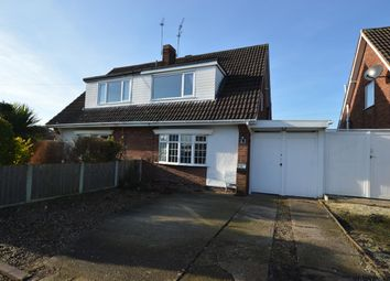 3 bed semi-detached house for sale in Kenilworth Road, Wigston LE18