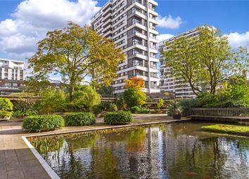 Thumbnail 1 bed flat for sale in The Water Gardens, The Hyde Park Estate, London