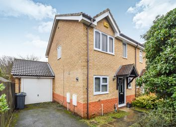Thumbnail 3 bedroom semi-detached house for sale in The Limes, Kingsnorth, Ashford