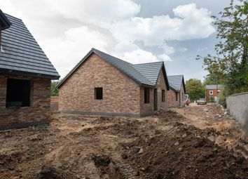 Thumbnail 2 bed detached bungalow for sale in Lowgate, Gosberton, Spalding