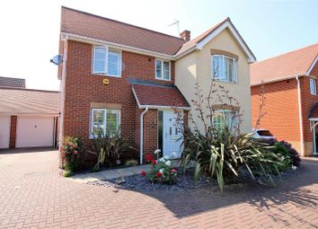 Thumbnail 4 bed detached house for sale in Hampton Close, Chafford Hundred, Grays