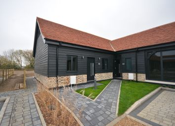 Thumbnail 2 bed barn conversion for sale in Kemps Farm Mews, Plot 8, Dennises Lane, South Ockendon, Essex