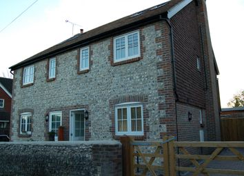Thumbnail 3 bed semi-detached house to rent in Pyecombe Street, Pyecombe, East Sussex