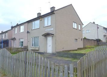 Thumbnail Semi-detached house for sale in Brendon Walk, Bradford, West Yorkshire