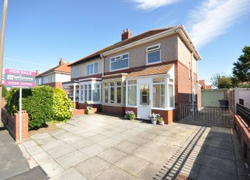 Thumbnail 3 bed semi-detached house for sale in Rodney Avenue, St Annes, Lytham St Annes, Lancashire