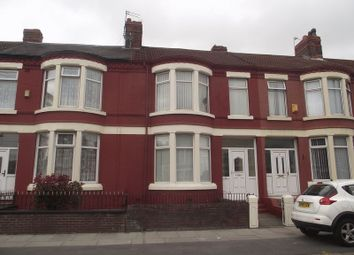 Thumbnail 3 bedroom terraced house for sale in Walton Hall Avenue, Liverpool