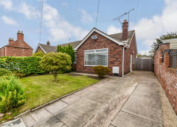Thumbnail 2 bed semi-detached bungalow for sale in Well Street, Messingham, Scunthorpe