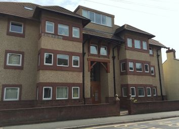 Thumbnail 2 bed flat to rent in Nicola Gardens, Manor Road, Wallasey