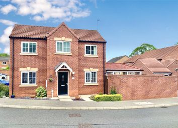 3 bed detached house for sale in Hallcoate View, Hull HU8