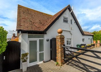Thumbnail 3 bed detached house for sale in Oaklands Avenue, Saltdean, Brighton