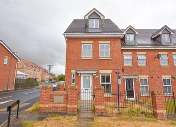 Thumbnail 3 bed town house for sale in Chapel Drive, Delves Lane, Consett