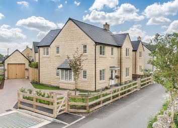 Thumbnail 4 bed detached house for sale in The Tynings, Minchinhampton, Stroud