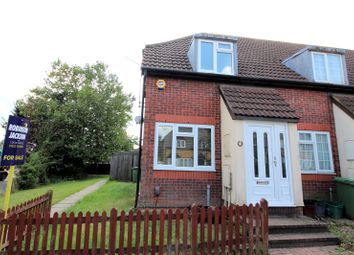 Thumbnail 2 bed end terrace house for sale in Defoe Close, Erith, Kent