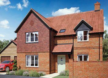 Thumbnail 4 bed detached house for sale in Plot 1, The Pittville, Brockhampton Manor, Cheltenham