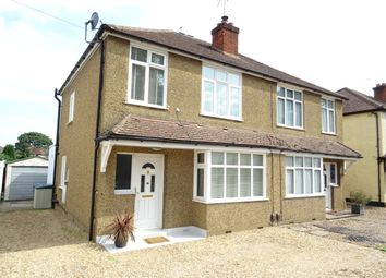 Thumbnail 3 bed semi-detached house for sale in Lindsay Road, New Haw