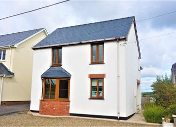 Thumbnail 4 bed detached house for sale in Maenclochog, Clynderwen