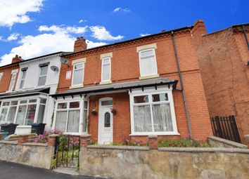 Thumbnail 3 bedroom end terrace house for sale in Grove Road, Sparkhill, Birmingham, West Midlands