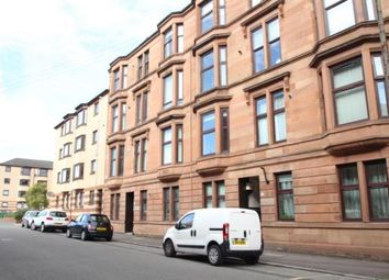 Thumbnail 1 bed flat for sale in Leyden Street, Maryhill, Glasgow