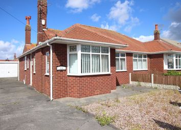 Thumbnail 2 bed semi-detached bungalow for sale in Seaton Avenue, Thornton-Cleveleys