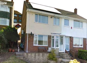 Thumbnail 3 bed semi-detached house to rent in Castleton Close, Plymouth