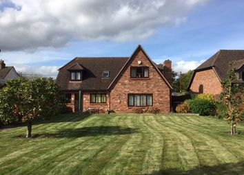 Thumbnail 4 bed detached house to rent in The Cleave, Harwell, Didcot