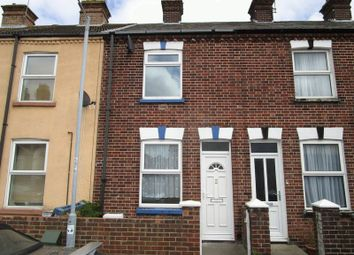 Thumbnail 3 bed terraced house to rent in Granville Road, Great Yarmouth