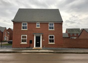 Thumbnail 3 bed detached house for sale in Whitmoore Drive, Doncaster