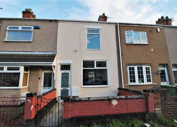 Thumbnail 3 bed terraced house to rent in Blundell Avenue, Cleethorpes