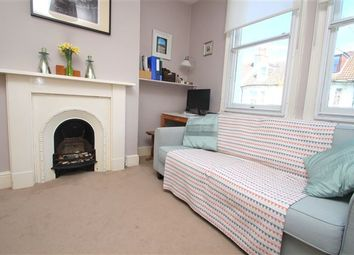 Thumbnail 2 bed maisonette for sale in Warleigh Road, Brighton, East Sussex