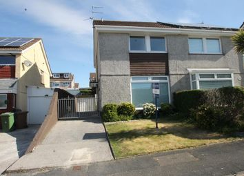Thumbnail 3 bed semi-detached house for sale in Therlow Road, Plymouth