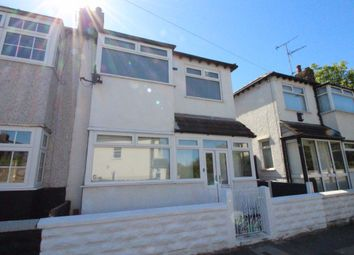 3 bed semi-detached house to rent in Briardale Road, Mossley Hill, Liverpool L18