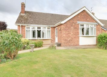 Thumbnail 3 bed detached bungalow for sale in Astley Crescent, Scotter, Gainsborough