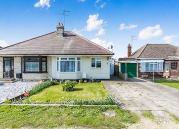 Thumbnail 2 bed semi-detached bungalow for sale in Clacton Road, Weeley Heath, Clacton-On-Sea