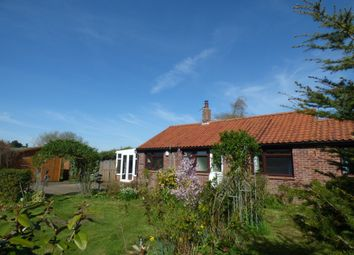 Thumbnail 3 bed detached bungalow to rent in School Road, Ringsfield, Beccles