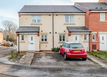 Thumbnail 2 bed end terrace house for sale in Bridge Close, Church Fenton