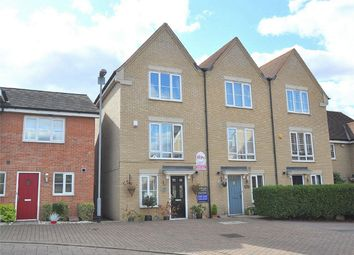 Thumbnail 3 bed end terrace house for sale in Stokes Drive, Godmanchester, Huntingdon, Cambridgeshire