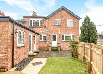 Thumbnail 3 bed end terrace house for sale in Swan Street, Kingsclere, Newbury