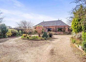 Thumbnail 5 bed barn conversion for sale in Dilham, North Walsham, Norfolk
